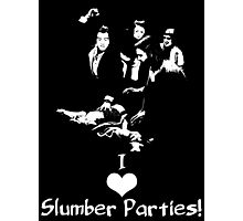 Pulp Fiction Slumber Party! Photographic Print