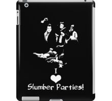 Pulp Fiction Slumber Party! iPad Case/Skin