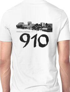 Wilmington - 910 (Black Logo) Unisex T-Shirt