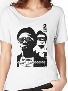 2Tone Tour Women's Relaxed Fit T-Shirt