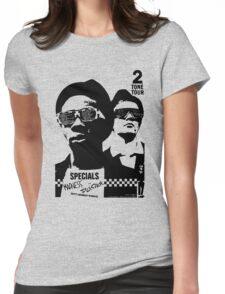 2Tone Tour Womens Fitted T-Shirt