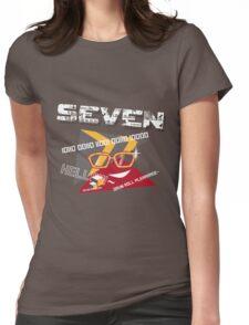 707 Seven - Mystic Messenger Womens Fitted T-Shirt