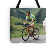 Nicolas Roche - Tour de France 2014 Tote Bag