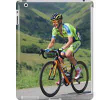 Nicolas Roche - Tour de France 2014 iPad Case/Skin