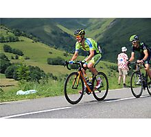 Nicolas Roche - Tour de France 2014 Photographic Print