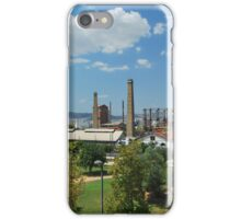 athens view iPhone Case/Skin