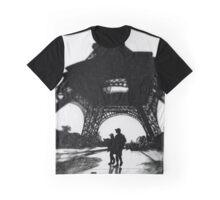 Paris - Eiffel Tower Graphic T-Shirt