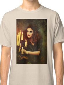 Attractive witch Classic T-Shirt