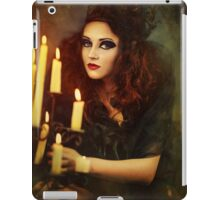 Attractive witch iPad Case/Skin