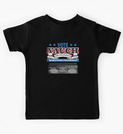 Yauch for President Kids Tee