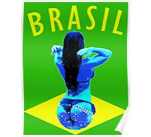 Brasil Bikini  Poster