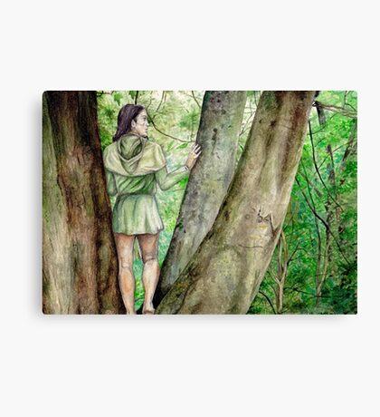 Green-elf of Ossiriand Canvas Print
