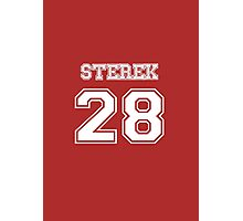 Sterek 28 Photographic Print