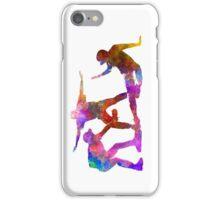 baseball players 03 iPhone Case/Skin