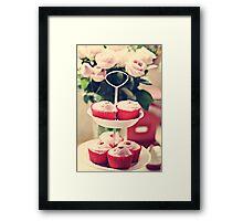 Yummy Love Framed Print