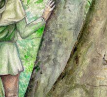 Green-elf of Ossiriand Sticker