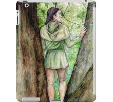 Green-elf of Ossiriand iPad Case/Skin