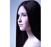 mystical portrait of a beautiful girl Photographic Print