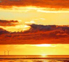 Irish Sea - Heavy Skys Sticker