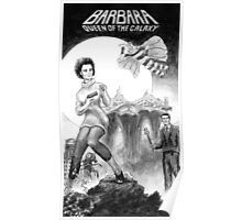 Barbara - Queen of the Galaxy Poster