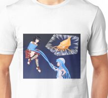 Squid Girl Crossover with RO TKD Unisex T-Shirt