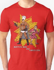 Muffin Man and Cardigirl T-Shirt