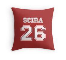 Scira 26 Throw Pillow