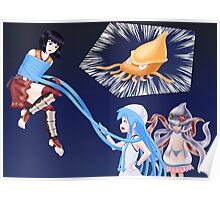 Squid Girl Crossover with RO TKD 2 Poster