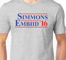Simmons Embiid 2016 Unisex T-Shirt