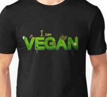 I am vegan  Unisex T-Shirt