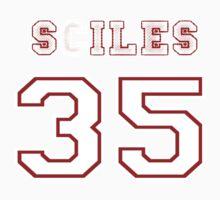 Sciles 35 (back) Kids Tee