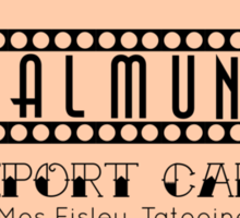 Chalmun's Spaceport Cantina, Mos Eisley Sticker