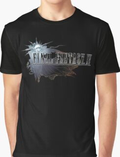 -FINAL FANTASY- Final Fantasy XV Graphic T-Shirt