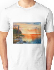 old lighthouse Unisex T-Shirt