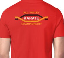 All Valley Championship Original Classic (ON-BACK) Unisex T-Shirt