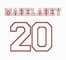 Mahelahey 20 (back) One Piece - Short Sleeve