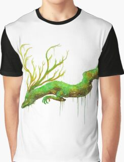 Branching Life Graphic T-Shirt