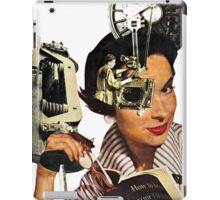 She's Serious as a Heart Attack iPad Case/Skin