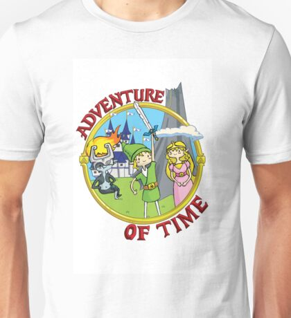 Adventure of Time Unisex T-Shirt