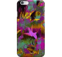 Tropical Colours A Duvet Covers iPhone Case/Skin
