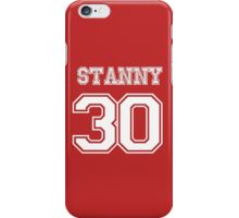 Stanny 30 iPhone Case/Skin