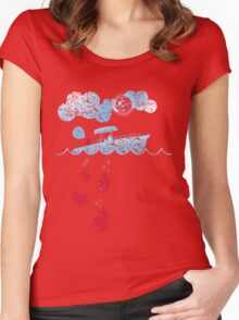 Episode : Slice of Life Women's Fitted Scoop T-Shirt