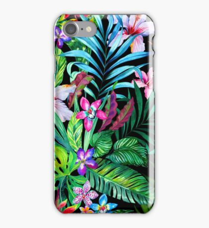 Tropical Fest iPhone Case/Skin