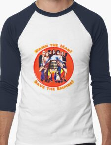 Save the Empire! Men's Baseball ¾ T-Shirt