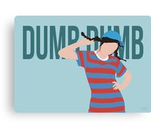 Kpop Red Velvet Joy - Dumb Dumb Canvas Print