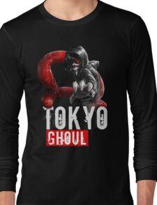 Tokyo Ghoul - Kaneki Ken Long Sleeve T-Shirt