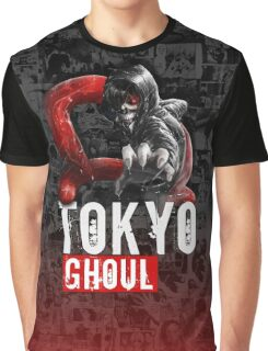 Tokyo Ghoul - Kaneki Ken Graphic T-Shirt