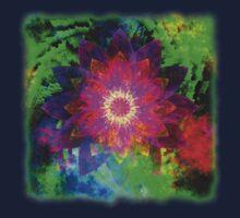 Flowers 0012a Kids Tee