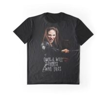 Lost Girl - Bo Dennis Graphic T-Shirt