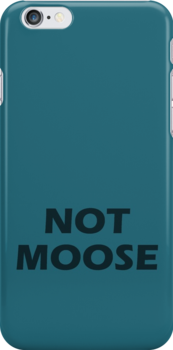 Not Moose by Liobits